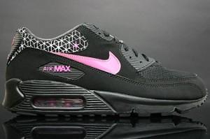 Nike Air Max 90 Hyperfuse Dames Sneakers